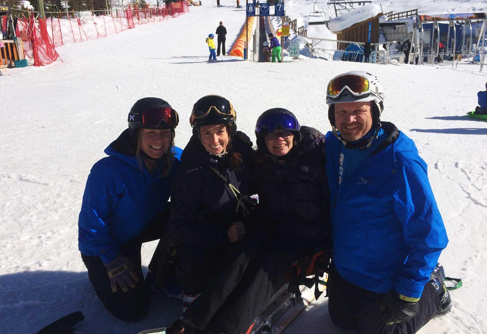Successful Grantseeker - Community Foundation - PASS - Panorama Adaptive Sports Society