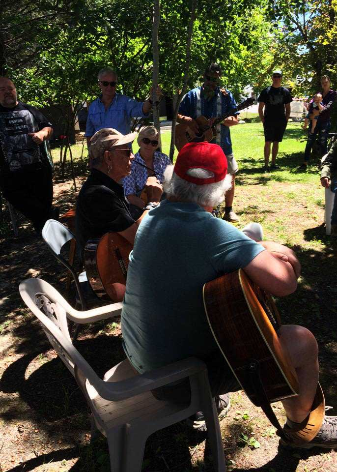 Steamboat Music Festival - Sunday Workshop
